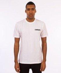 Carhartt WIP-College Script T-Shirt White/Black