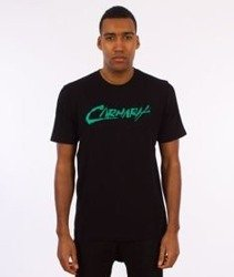 Carhartt WIP-Paint Script T-Shirt Black/Green