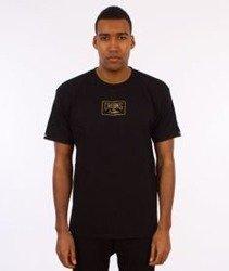 Crooks & Castles-Neo Core Logo T-Shirt Czarny