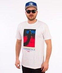 SK Posse-Experience T-Shirt Biały