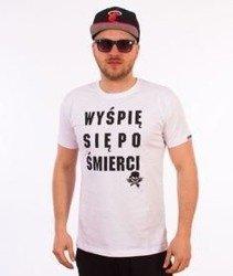 Stoprocent-Sen T-Shirt Biały