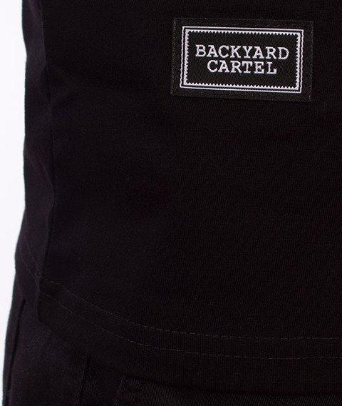 Backyard Cartel-Disaster T-Shirt Czarny
