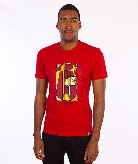 Carhartt WIP-Pieces T-Shirt Fire