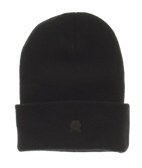 Cayler & Sons-Barber Old School Beanie Czapka Zimowa Black/Gold
