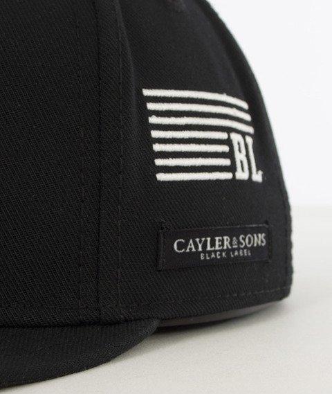 Cayler & Sons-Chief Cap Snapback Black/White