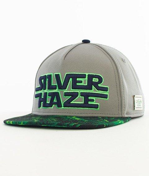 Cayler & Sons-Force Haze Snapback Grey/Green