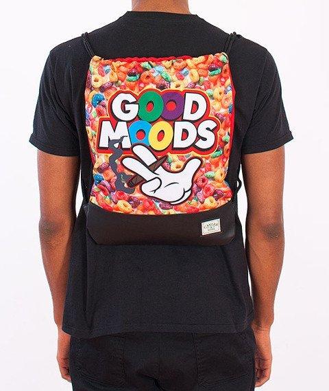 Cayler & Sons-Good Moods Gym Bag Red/Multicolor/Black