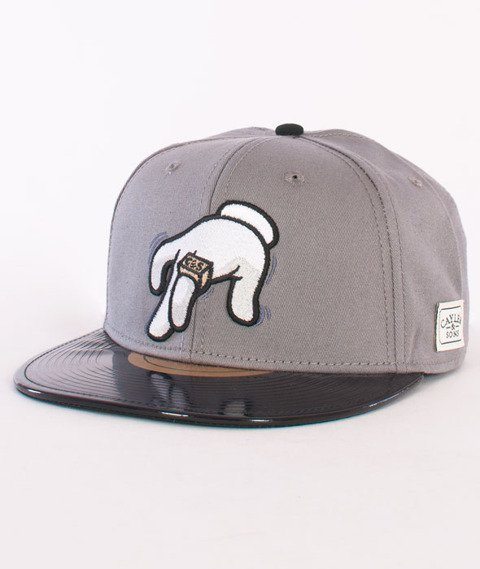 Cayler & Sons-No Requests Cap Grey/Black