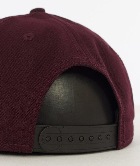 Cayler & Sons-Paris Skyline Snapback Maroon/Multicolor