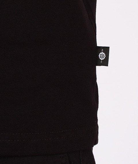 Chada-Świat T-Shirt Czarny