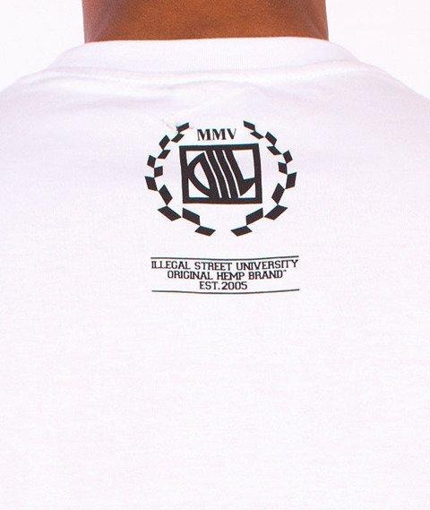 DIIL-Bandana DG Long T-shirt Biały