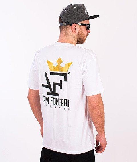 DIIL-Fonfara Team T-shirt Biały