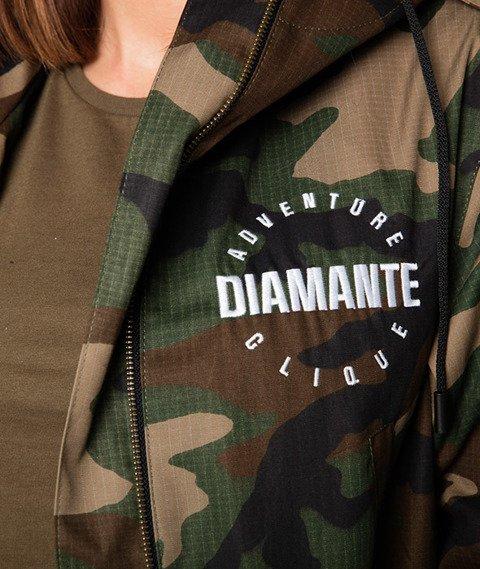 Diamante-Parka Classic Kurtka Camo