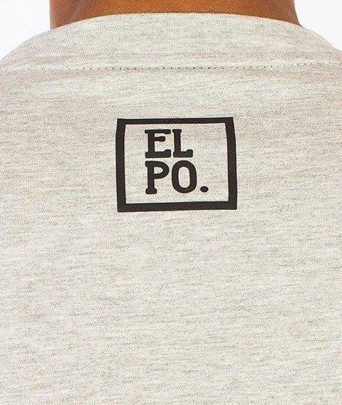El Polako-Champion T-Shirt Szary