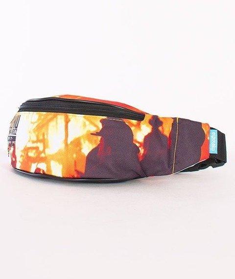 El Polako-Ogień Street  Bag Multikolor