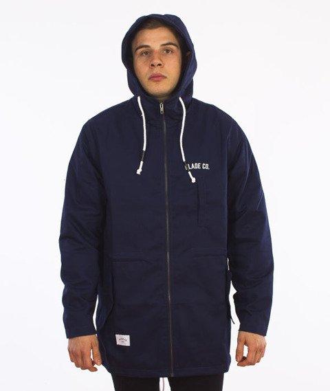 Elade-Parka Elade Co. Jacket Navy