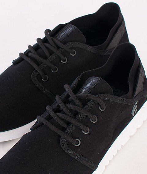 Etnies-Scout Black/Dark Grey