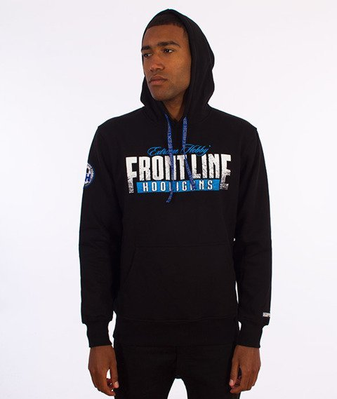 Extreme Hobby-Frontline Bluza Kaptur Czarny