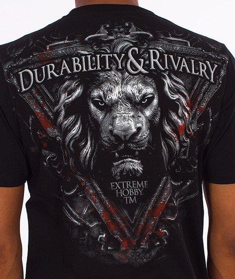 Extreme Hobby-Lion T-shirt Czarny