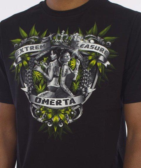 Extreme Hobby-Marry & Jane T-shirt Czarny