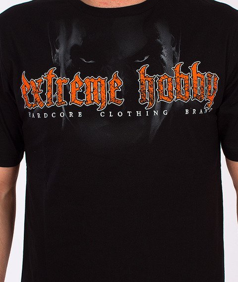 Extreme Hobby-Troublemakers T-shirt Czarny