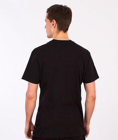HUF-Vulture Pocket T-Shirt Black