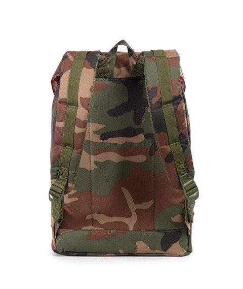 Herschel-Retreat Backpack Woodland Camo [10066-00032]