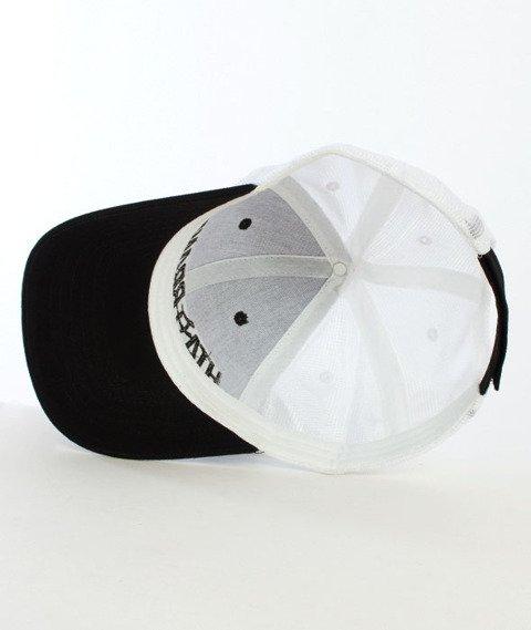 Hipotonia-HTA Brand Snapback Czarny/Biały