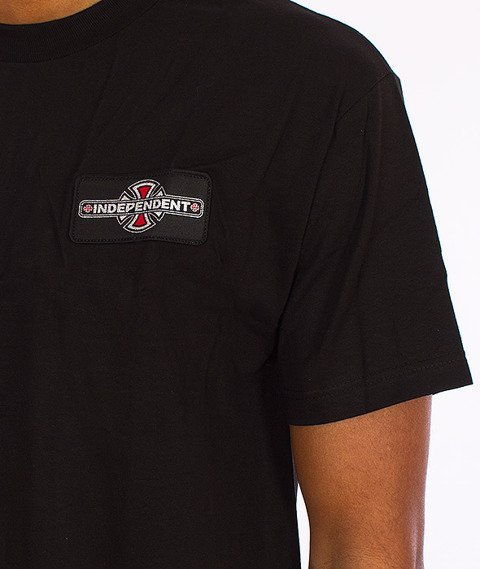 Independent-Reynolds Patch T-Shirt Black