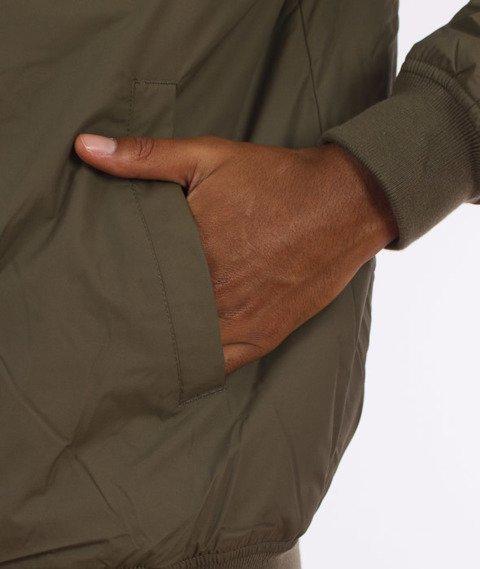 Iriedaily-Insulaner Blouson Bomber Jacket Kurtka Olive