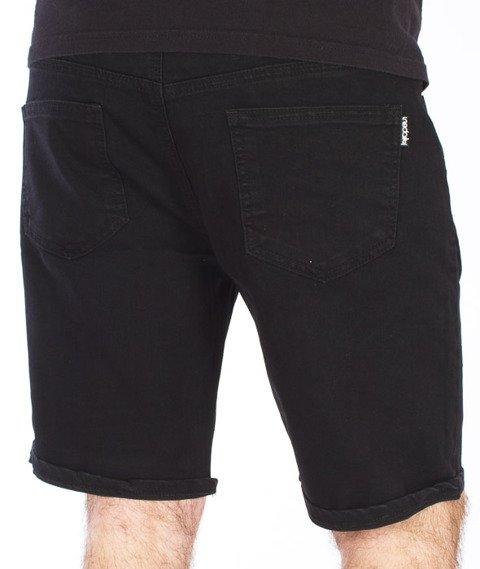 Iriedaily-Slim Short 2 Denim Black