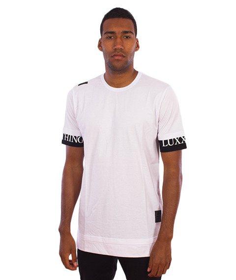 LuxxAll-LA T-Shirt Biały