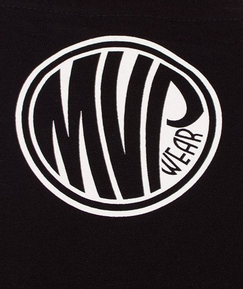 MVP Wear-Na Stół Karty T-shirt Czarny