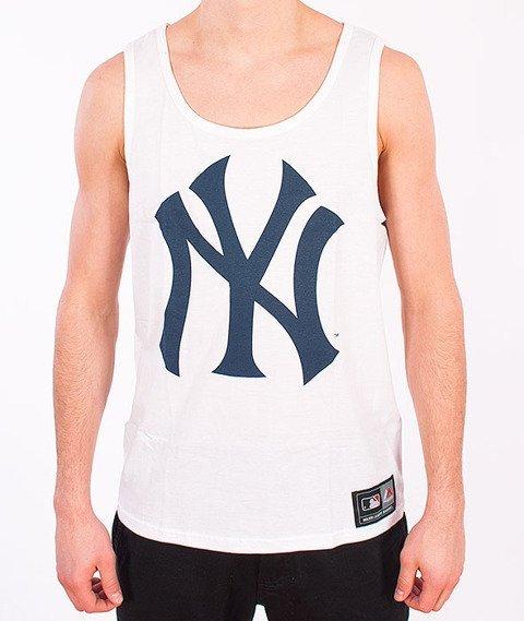 Majestic-New York Yankees Limner Tank Top White