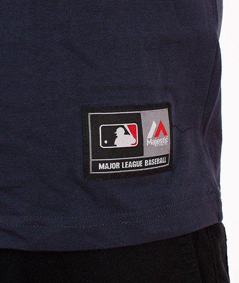 Majestic-New York Yankees T-shirt Navy