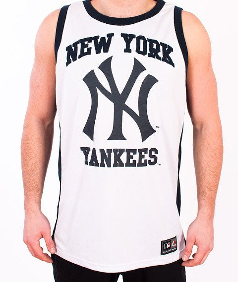 Majestic-New York Yankees Tank-Top White