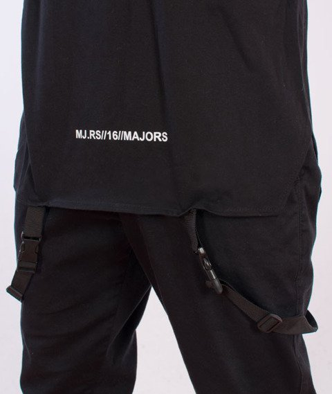 Majors-I Know Tee Black