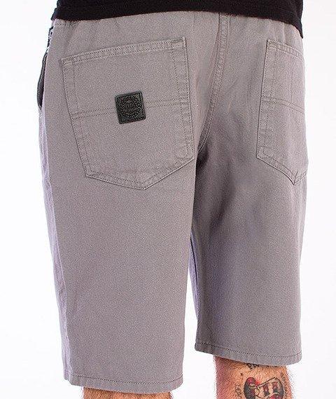 Mass-Base Pants Spodnie Krótkie Szare