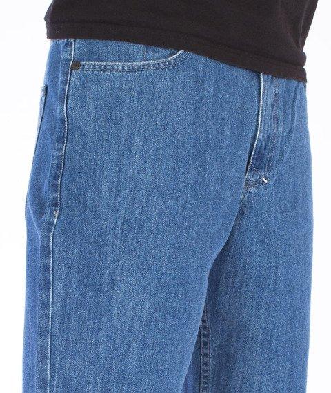 Mass-Base Shorts Regular Blue