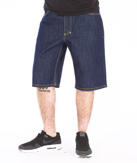 Mass-Base Shorts Regular Dark Blue