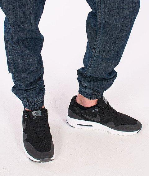 Mass-Base Sneakers Fit Dark Blue