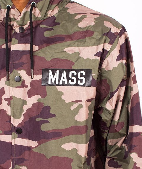 Mass-Battle Jacket Camo
