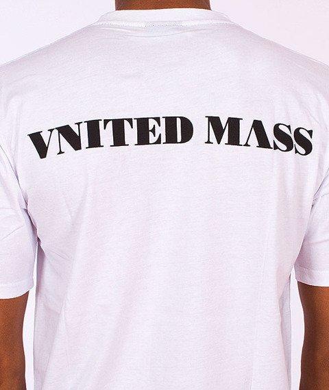 Mass-Empire T-Shirt Biały