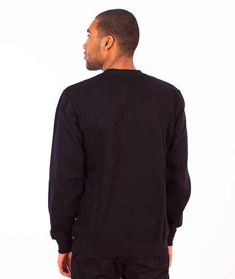 Mass-Pocket Signature Bluza Czarna