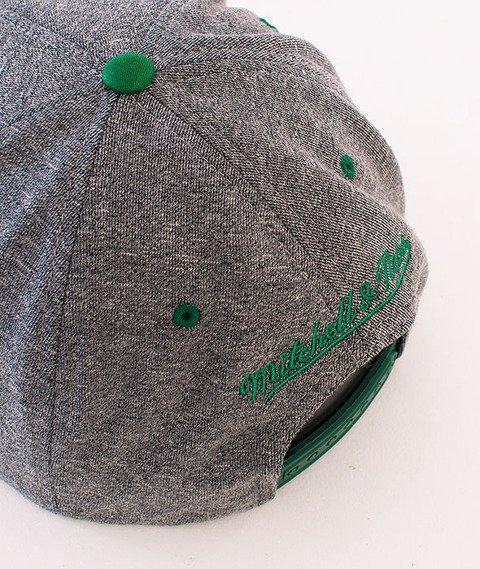 Mitchell & Ness-Broad ST 2.0 Boston Celitcs Snapback VP91Z