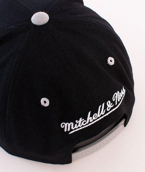 Mitchell & Ness-Camo Visor Brooklyn 2T Nets Snapback VC96Z