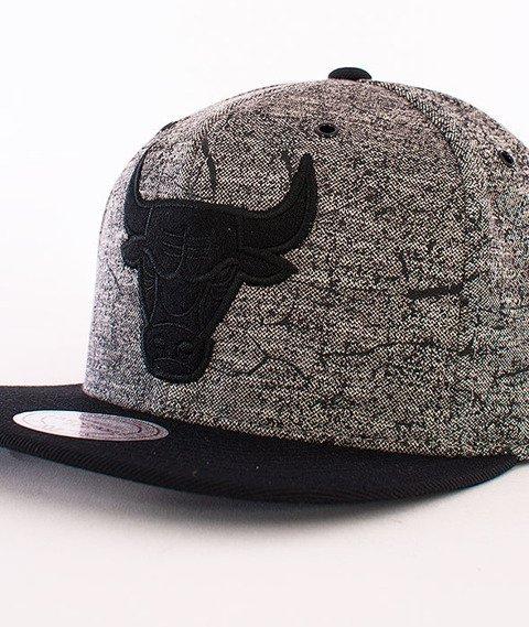 Mitchell & Ness-Grouned Chicago Bulls Snapback EU880