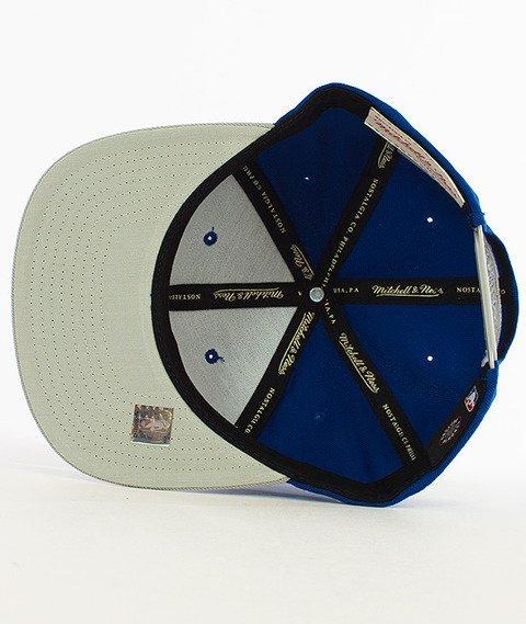 Mitchell & Ness-Toronto Raptors Snapback EU956 Blue/Graphite