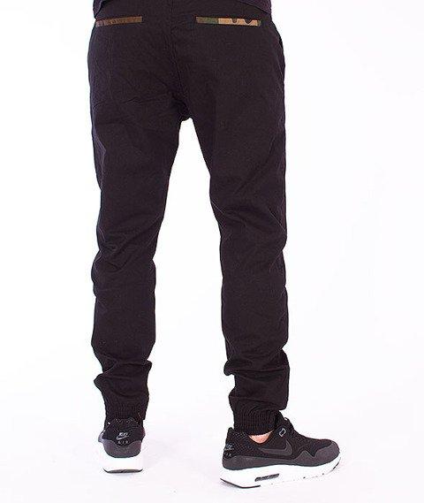 Moro Sport-Jogger Slim 2 Spodnie Czarne