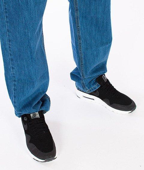 Moro Sport-Regular Label Spodnie Jasny Jeans